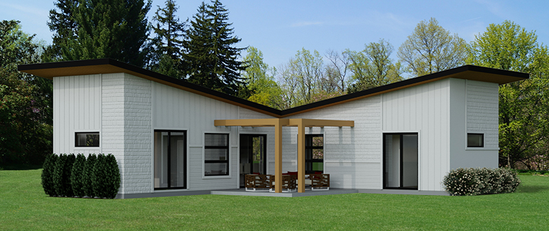 Idea Home Rendering