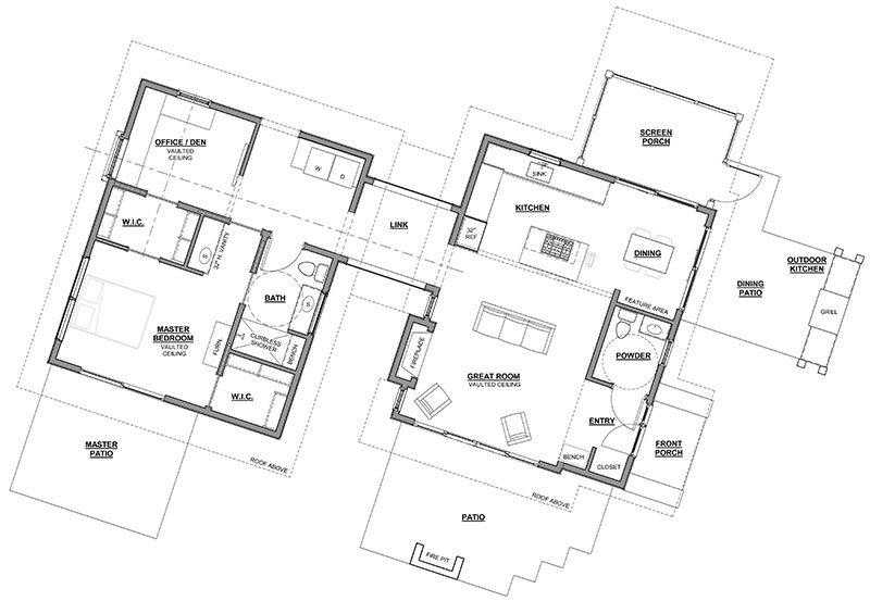 Idea Home Floor Plan